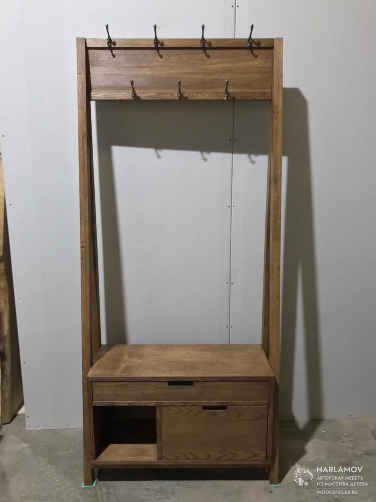 Прихожая  «Hospitality» — WoodenSlab.ru