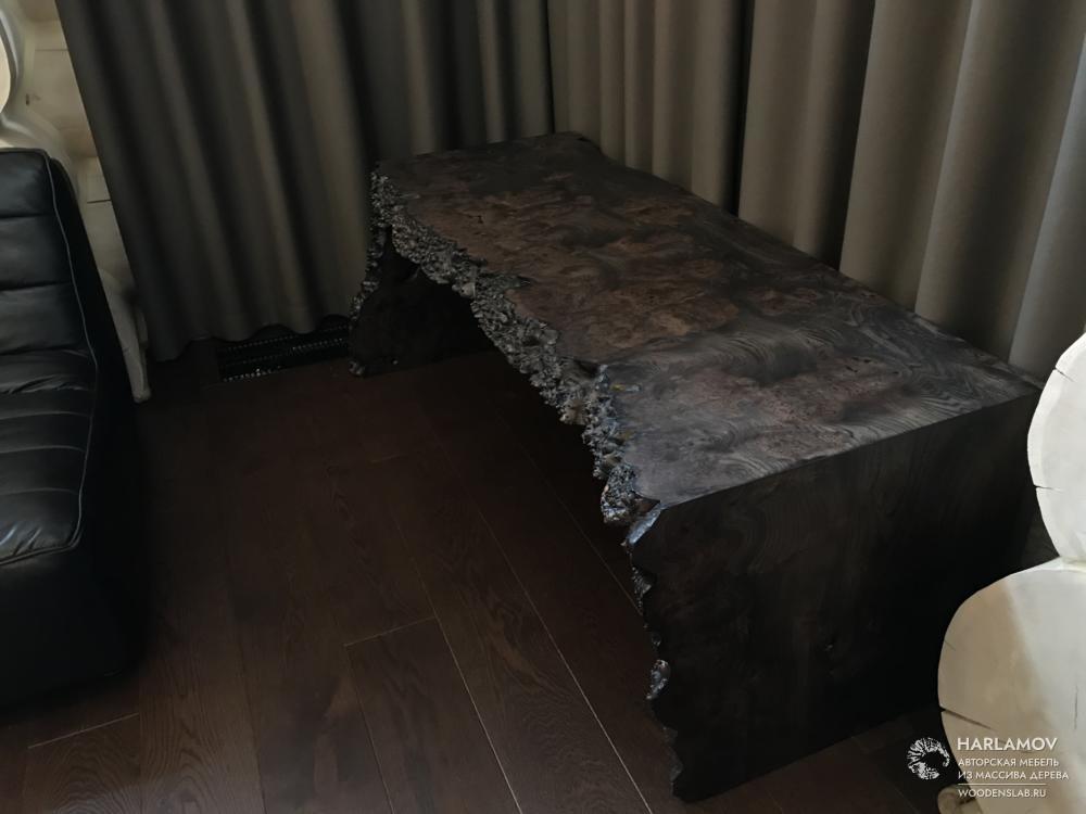 Тумба, консоль под ТВ — WoodenSlab.ru