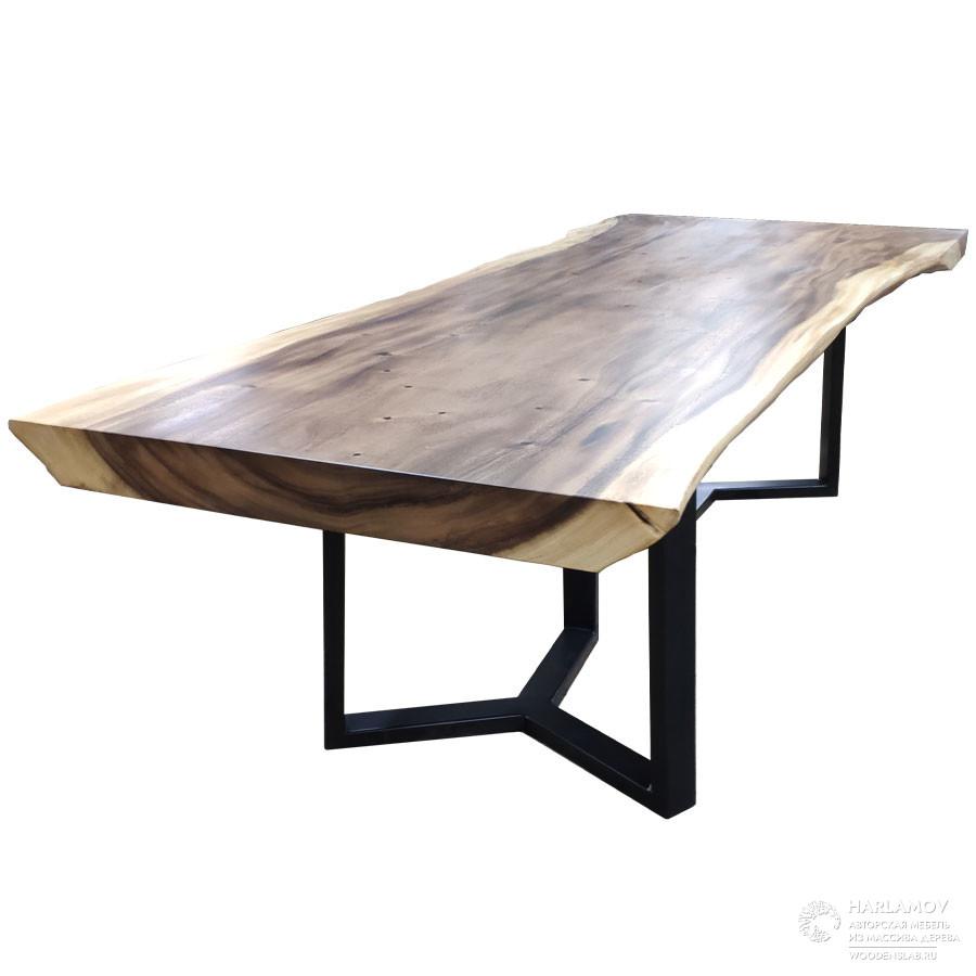 Авторский стол «Suramadu» — WoodenSlab.ru