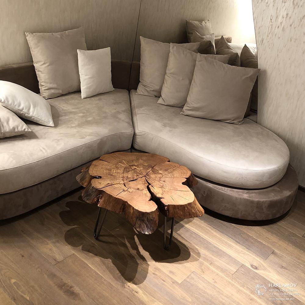 Журнальный стол — WoodenSlab.ru
